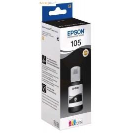 Epson 106 Ink Tank Black | C13T00Q140 оригинальные ink tankкартриджи 70 мл, черный