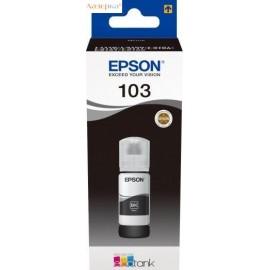 Epson 103 Black | C13T00S14A оригинальный струйный картридж 65 мл, черный