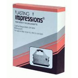 NX 1500 / LC 7211 / 8211 / 24-10 / LC 15 Ribbon Black (Li) матричный картридж, черный