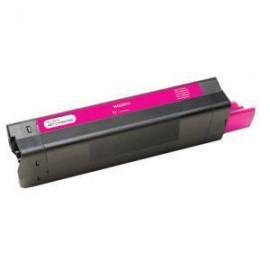 Katun C610 Toner Magenta | 44315322/44315306 совместимый тонер картридж 6000 стр., пурпурный