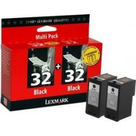 Lexmark 80D2956 Black оригинальный струйный картридж, черный