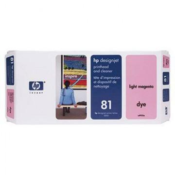 HP 81 Printhead Light Magenta | C4955A оригинальная печатающая головка - светло-пурпурный