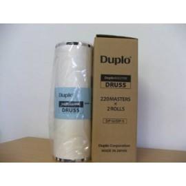 Duplo DRU55 / DRS55 Master Film | 90109 оригинальная мастер-пленка