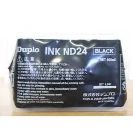 ND24 Ink Black | 90112 (Duplo) чернила для дупликатора - 600 мл, черный