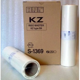 KZ B4 Master Film | S-1369 (RISO) мастер-пленка