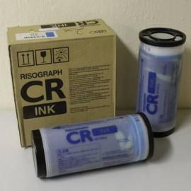 CR Blue | S-2490E (RISO) чернила для дупликатора, синий