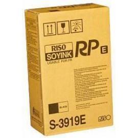 FR / RP ink Black | S-3919E (RISO) чернила для дупликатора, черный