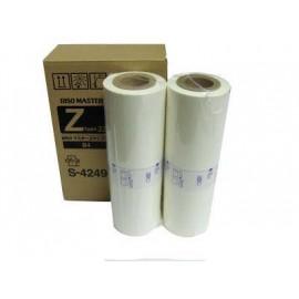 RZ 200 / 300 B4 / Z-type 33 Master Film | S-4249 (RISO) мастер-пленка