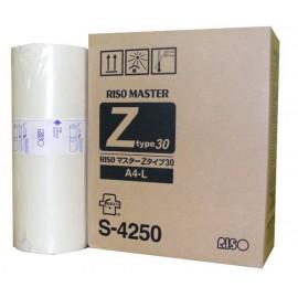 RZ 200 / 300 A4 / Z-type 30 Master Film   S-4250 (RISO) мастер-пленка