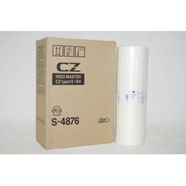 CZ B4 / Type 13 Master Film   S-4876 (RISO) мастер-пленка