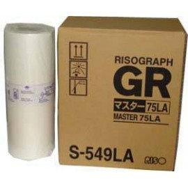 A4 / Type 75LA Master Film   S-549LA (RISO) мастер-пленка