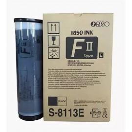 RZ / EZ ink Black | S-8113E (RISO) чернила для дупликатора, черный