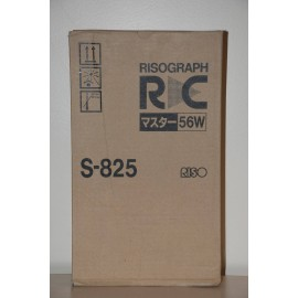 RC A3 / Type 56W Master Film | S-825 (RISO) мастер-пленка