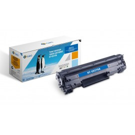 78A Black | CE278A (G&G) лазерный картридж - 2100 стр, черный
