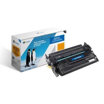 G&G NT-CF226X совместимый лазерный картридж 26X Black   CF226X - черный, 9000 стр