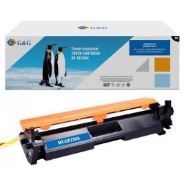 30X Black   CF230X (G&G) лазерный картридж - 3500 стр, черный