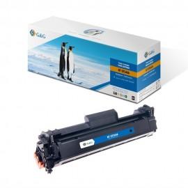 44A Black | CF244A (G&G) лазерный картридж - 2000 стр, черный