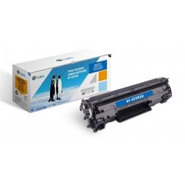 83A Black | CF283A (G&G) лазерный картридж - 1500 стр, черный
