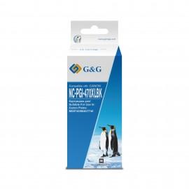 PGI-470XL PGBK   0321C001 (G&G) струйный картридж - 500 стр, черный