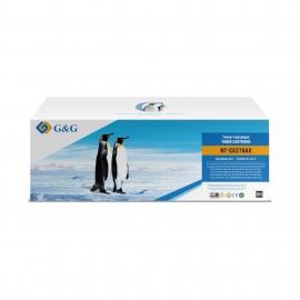 78A Black | CE278A (G&G) лазерный картридж - 3000 стр, черный