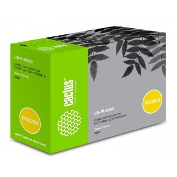 Cactus CS-PH3250 совместимый тонер картридж 106R01374 Toner Black - черный, 5000 стр