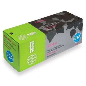 Cactus CS-Q3963A совместимый лазерный картридж 122A Magenta | Q3963A - пурпурный, 4000 стр