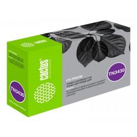 TN-3430 Toner (Cactus PR) тонер картридж - 3 000 стр, черный