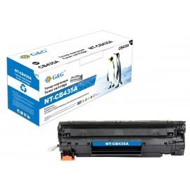 35A Black | CB435A (G&G) лазерный картридж - 1500 стр, черный