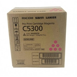 С5300 Toner Magenta | 828603 (Ricoh) тонер картридж - 29000 стр, пурпурный