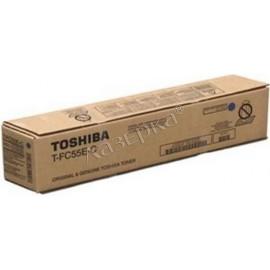 Toshiba T-FC55EC | 6AG00002318/6AK00000114 тонер картридж - голубой