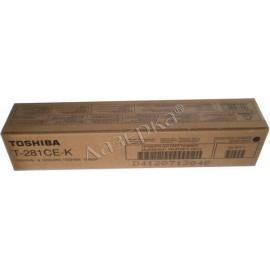 Toshiba T-281CEK | 6AJ00000041/6AK00000034 тонер картридж - черный