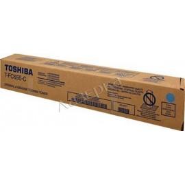 Toshiba T-FC65EC   6AK00000179 тонер картридж - голубой