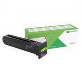 Lexmark 72K50M0/72K50ME лазерный картридж - пурпурный