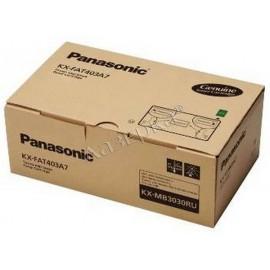 Panasonic KX-FAT403A7 тонер картридж - черный