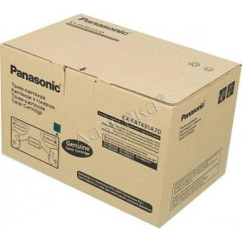 Panasonic KX-FAT431A7D тонер картридж - черный