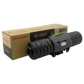Sharp MX-850GT | MX850GT тонер картридж - черный