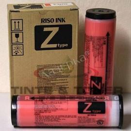 RISO S-8114E краска - красный, 1000 мл