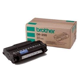 Brother DR-200 оригинальный фотобарабан ресурс печати - 20 000 страниц, черный