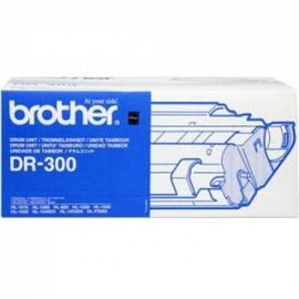 Brother DR-300 оригинальный фотобарабан ресурс печати - 20 000 страниц, черный