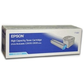 C2600 Cyan | C13S050228 тонер картридж Epson, 5 000 стр., голубой