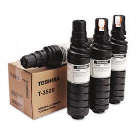 T-3520E Toner | 6AJ00000037 тонер картридж Toshiba, 21 000 стр., черный
