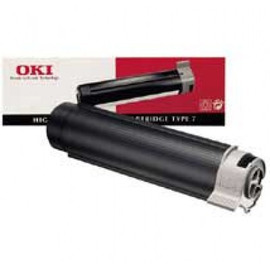 Type 7 Black Toner | 41022502 (OKI) тонер картридж - 6 000 стр, черный