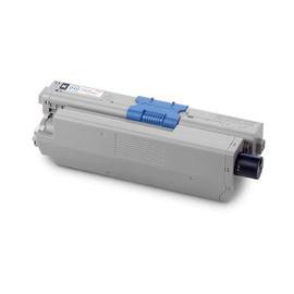 Oki 44469803 оригинальный лазерный картридж ресурс печати - 3 500 страниц, черный