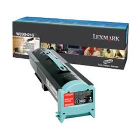 Lexmark X850H21G оригинальный лазерный картридж ресурс печати - 30 000 страниц, черный