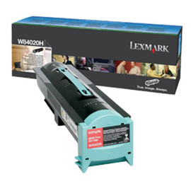 Lexmark W84020H оригинальный лазерный картридж ресурс печати - 30 000 страниц, черный
