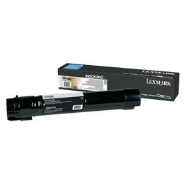 X950X2KG Black (Lexmark) лазерный картридж - 32 000 стр, черный