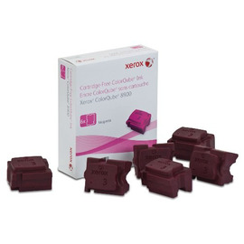108R01023 Ink Sticks Magenta твердые чернила Xerox, 16 900 стр., пурпурный