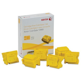 108R01024 Ink Sticks Yellow (Xerox) твердые чернила - 16 900 стр, желтый