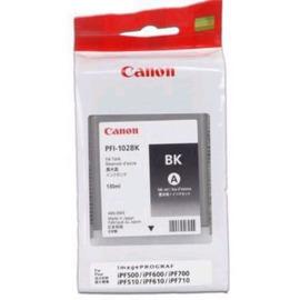 PFI-102BK | 0895B001 (Canon) струйный картридж - 130 мл, черный