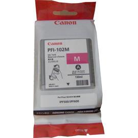 PFI-102M | 0897B001 (Canon) струйный картридж - 130 мл, пурпурный